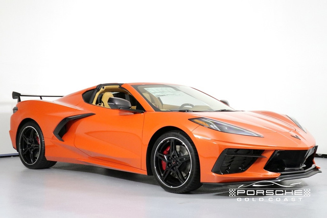 Pre-Owned 2020 Chevrolet Corvette Stingray