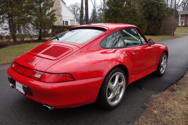 Pre-Owned 1998 Porsche 911 Carrera S Coupe