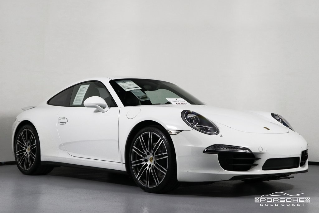 Certified Pre Owned 2016 Porsche 911 Carrera 4