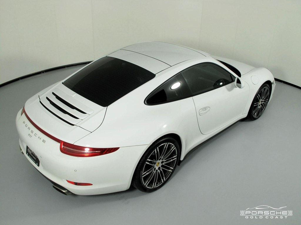 Certified Pre-Owned 2016 Porsche 911 Carrera 4