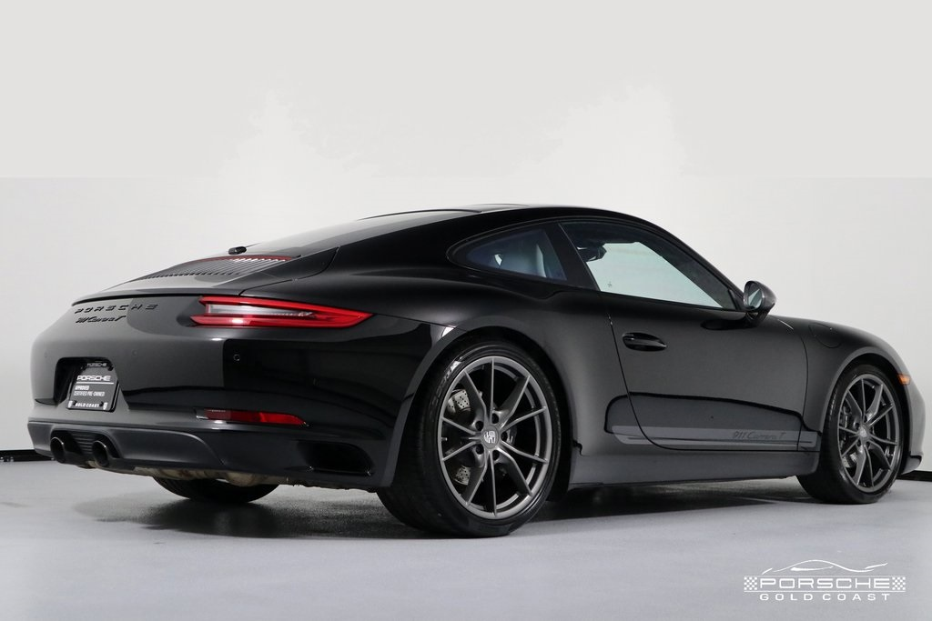 Certified Pre-Owned 2018 Porsche 911 Carrera T Coupe