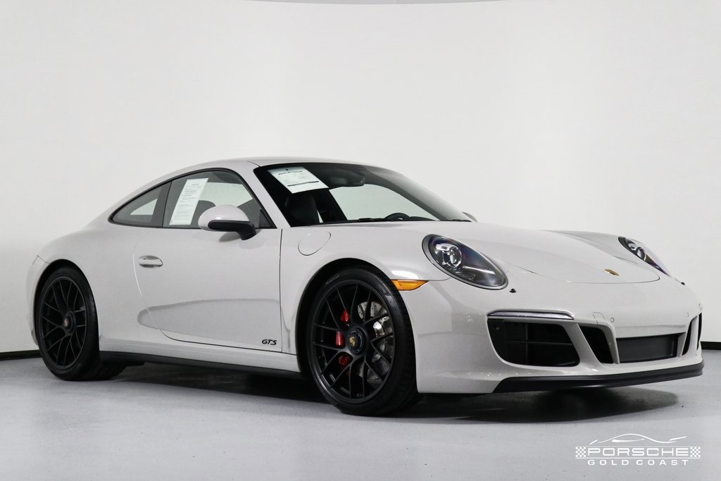 911 Carrera Gts >> Pre Owned 2018 Porsche 911 Carrera Gts Coupe