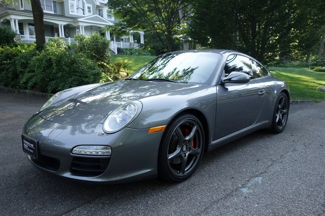 Certified Pre-Owned 2012 Porsche Carrera S Coupe