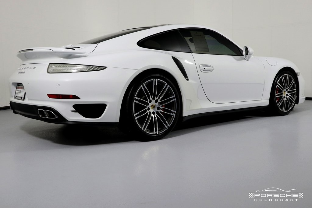 Certified Pre-Owned 2015 Porsche 911 Turbo Turbo