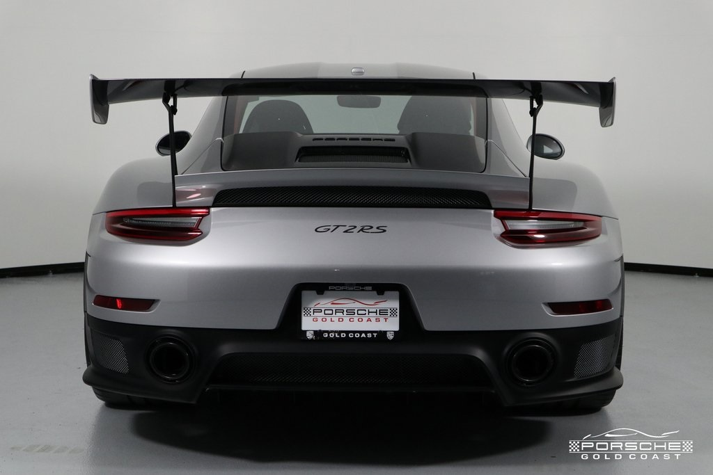 Pre-Owned 2018 Porsche 911 GT2 RS