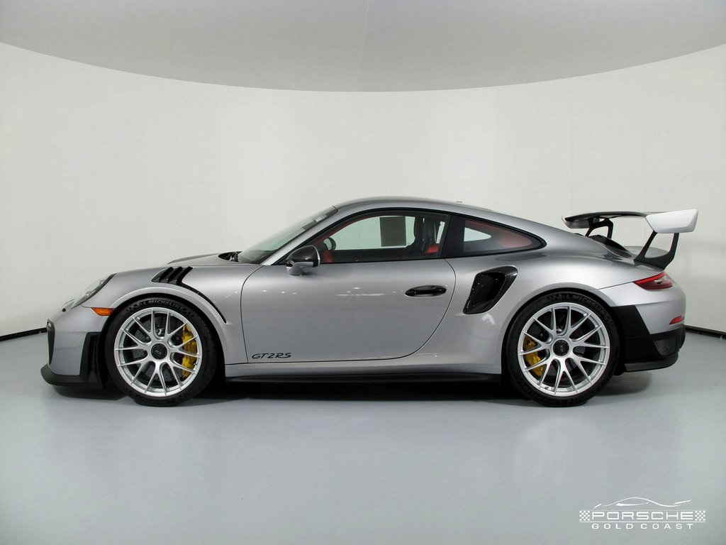 Pre-Owned 2018 Porsche 911 GT2 RS GT2 RS