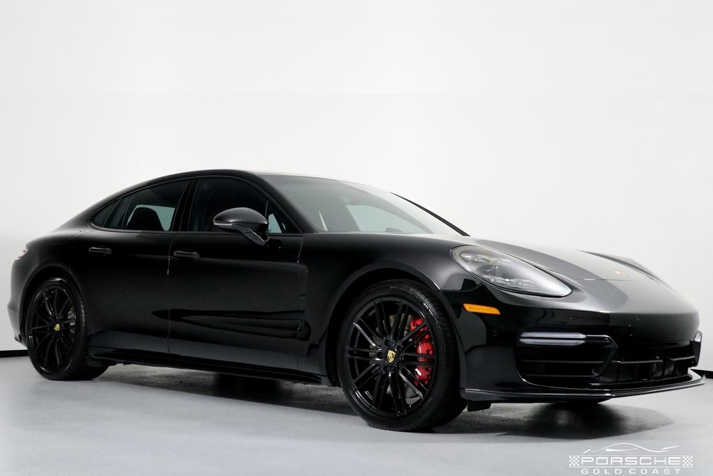 Certified Pre,Owned 2017 Porsche Panamera Turbo