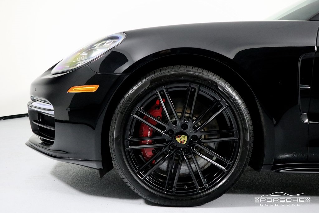 Certified Pre-Owned 2017 Porsche Panamera Turbo Turbo
