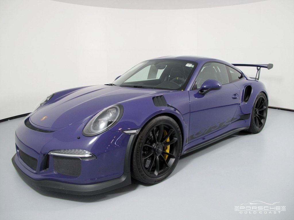 Certified Pre-Owned 2016 Porsche 911 GT3 RS GT3 RS