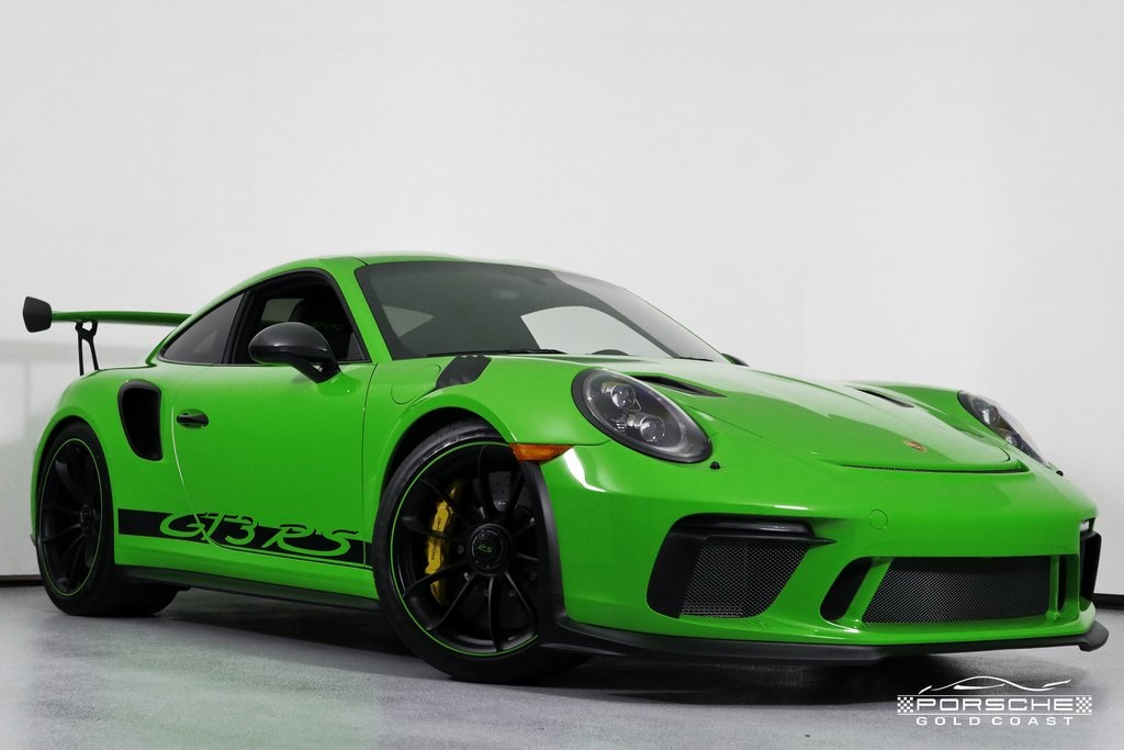 Pre-Owned 2019 Porsche 911 GT3 RS GT3 RS