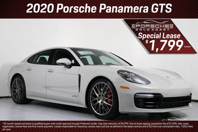 Pre-Owned 2020 Porsche Panamera GTS
