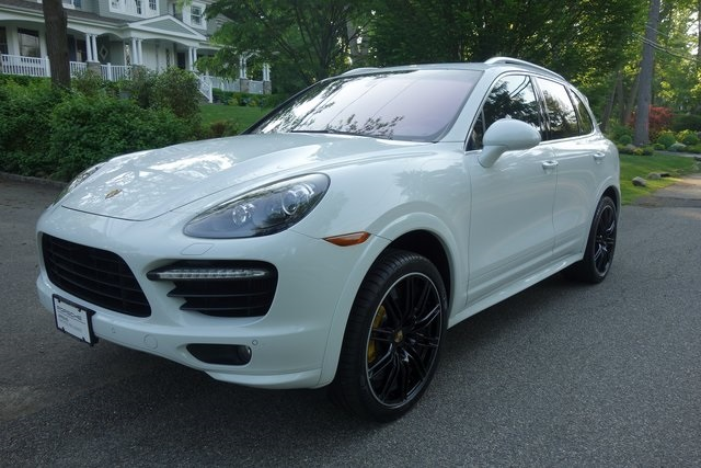 Certified Pre-Owned 2012 Porsche Cayenne Turbo