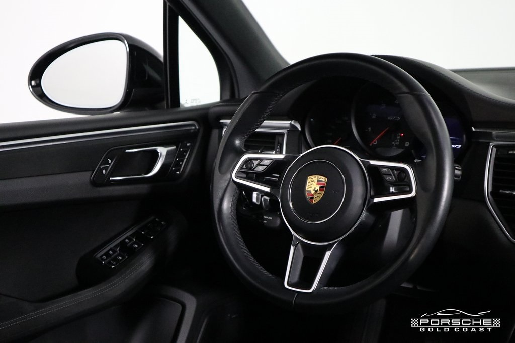 Certified Pre-Owned 2018 Porsche Macan GTS GTS