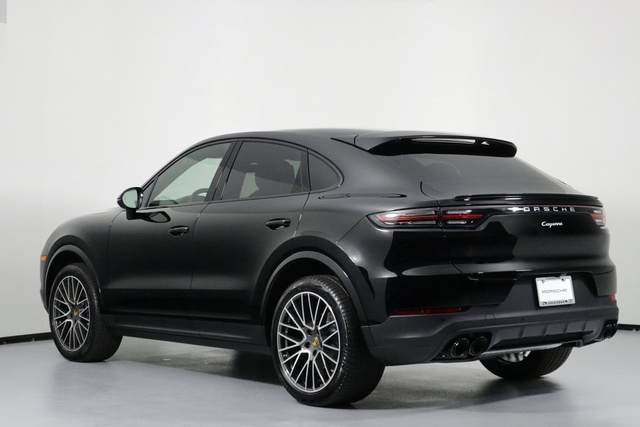 New 2020 Porsche Cayenne Coupe