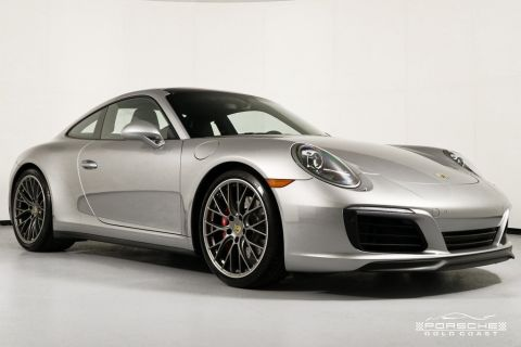 Certified Pre-Owned 2017 Porsche 911 Carrera 4S Carrera 4S