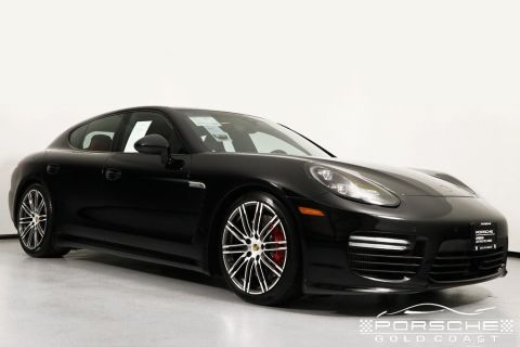 Certified Pre-Owned 2016 Porsche Panamera Turbo Turbo