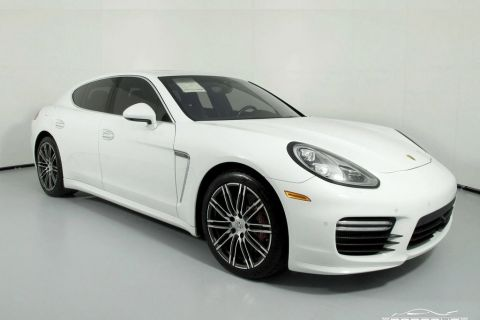 Certified Pre-Owned 2015 Porsche Panamera Turbo Turbo
