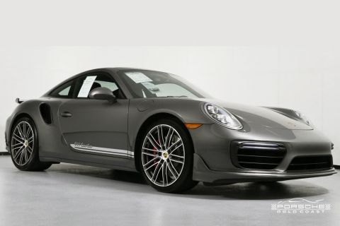 Certified Pre-Owned 2017 Porsche 911 Turbo Turbo