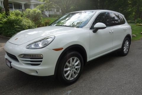 Certified Pre-Owned 2014 Porsche Cayenne Tiptronic