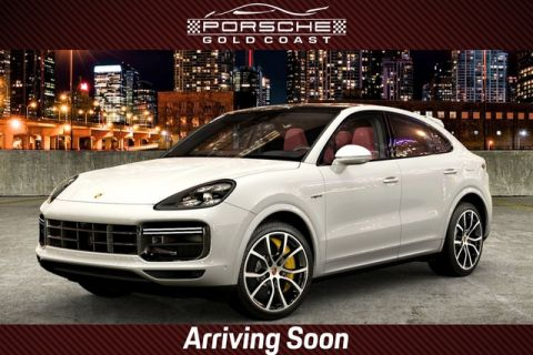 New 2020 Porsche Cayenne Turbo Se Hybrid Coupe Suv In Jericho Lda68083 Porsche Gold Coast